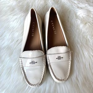 COACH Loafers Sz 7